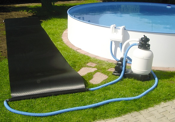 Нагреватель солнечный для бассейна